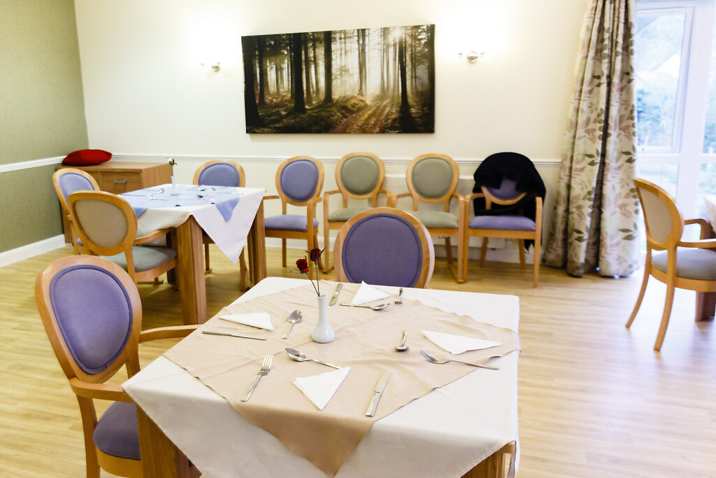 Mill View Care Home for Care UK